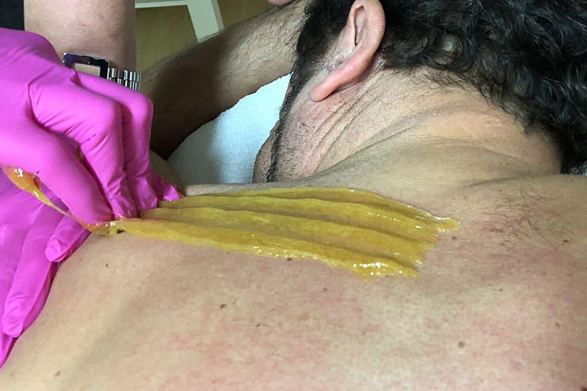 Haarentfernung - Herren - Kosmetikstudio Gräfelfing/Lochham
